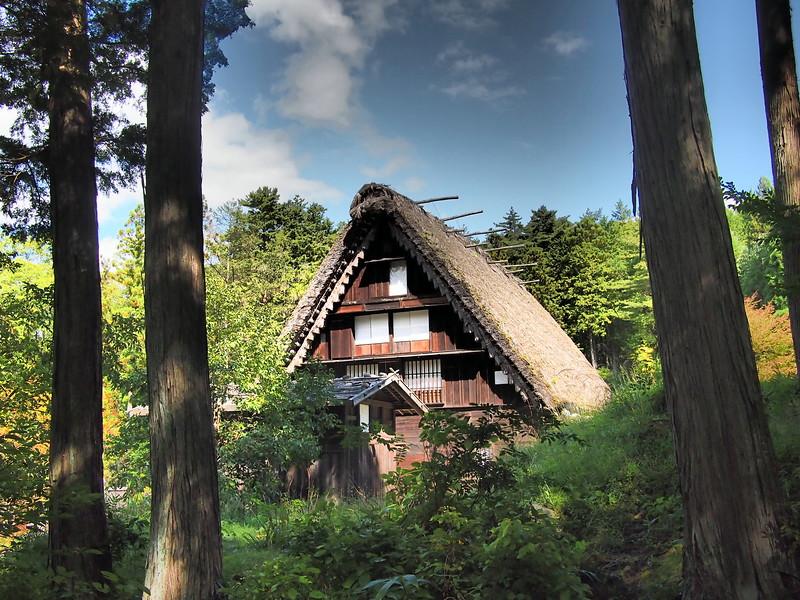 What to do in Japan: visit Hida Folk Village, Takayama