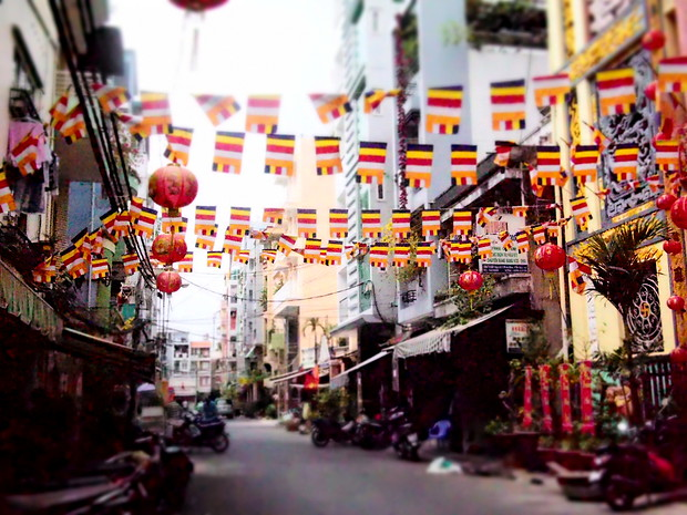 Celebrating Tet in Vietnam's HCMC