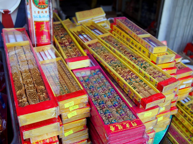 firecrackers for sale for tet in Vietnam