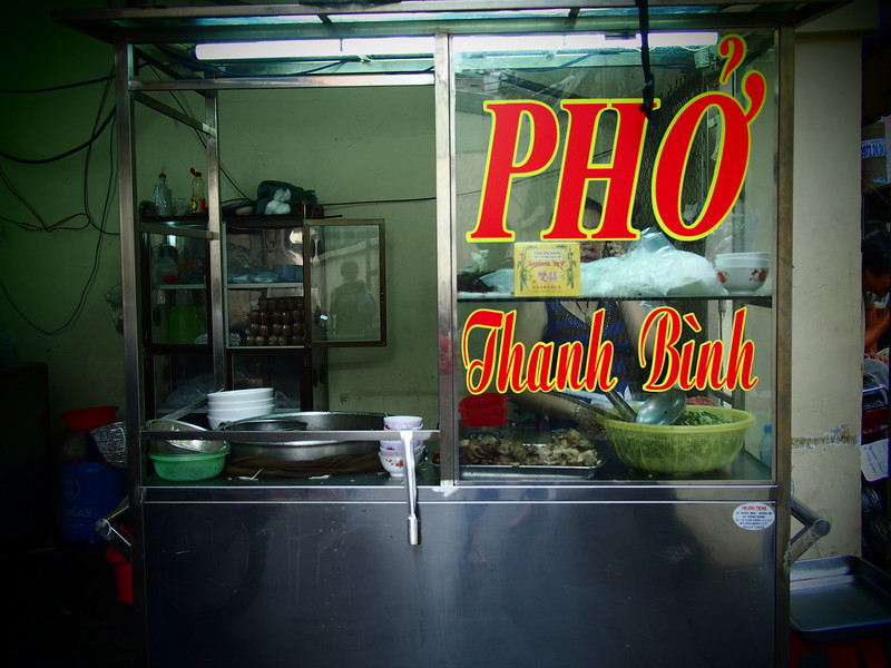 where to eat pho ho chi minh