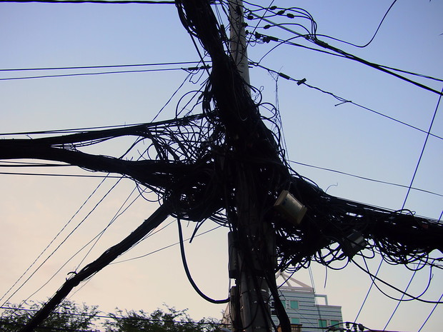 Electrical wiring, Vietnam