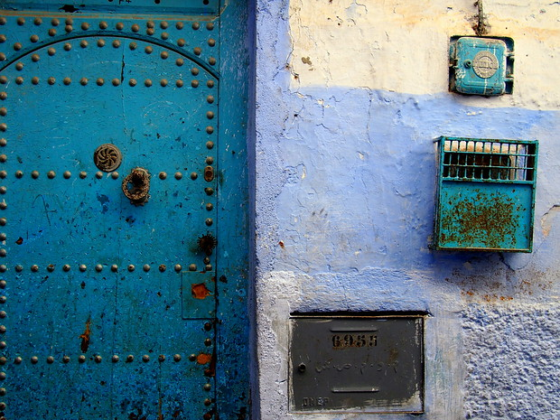 One of my favourite doors in Morocco