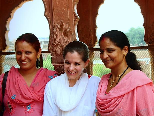 family portrait india