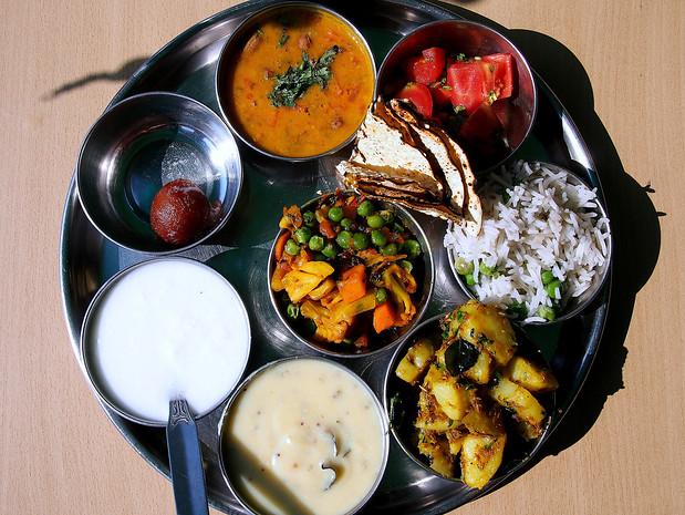 gluten free thali in india