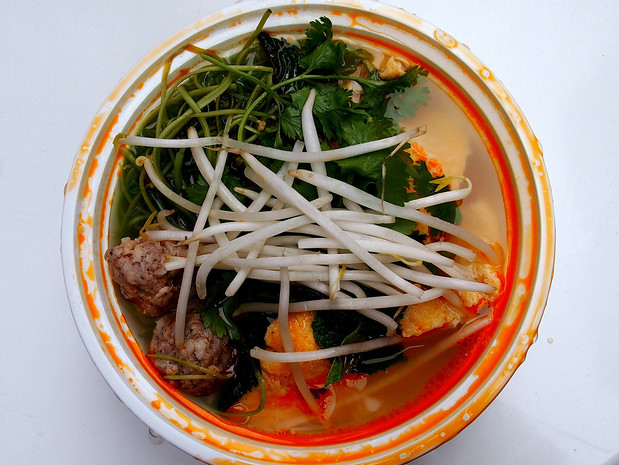 Bun Rieu from Soup Junkie San SF