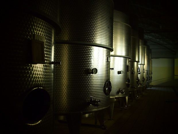Lungarotti winery