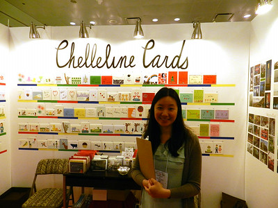 Michelle Lin, Chelleline cards