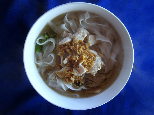 Noodle Soup from Luang Prabang