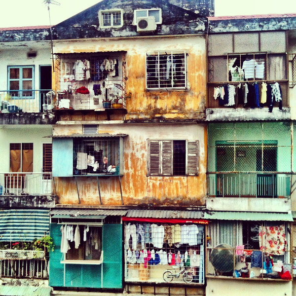 Vietnam in Photos buildings