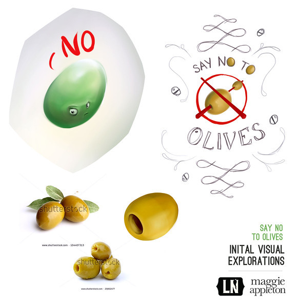 Say No to Olives