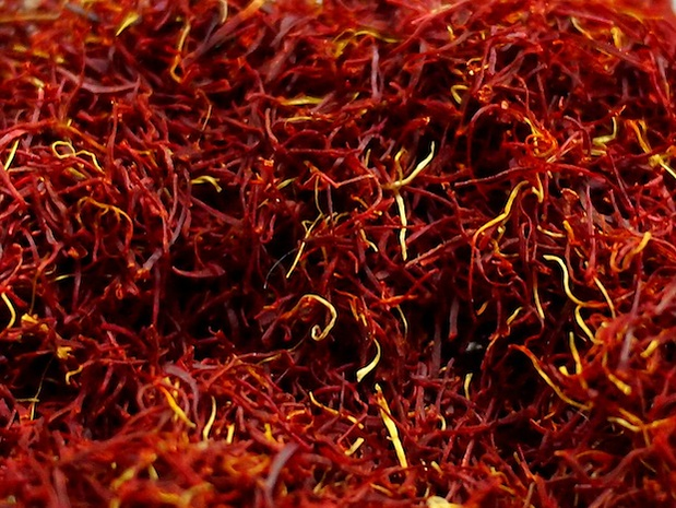 Saffron from Morocco