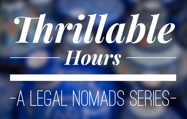Thrillable Hours -- alternative careers for lawyers