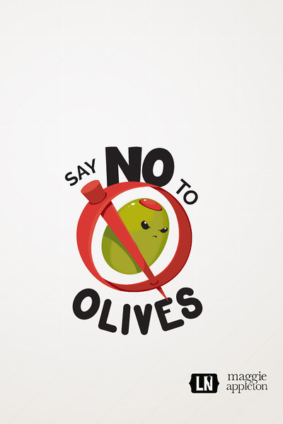 Say No to Olives - Final