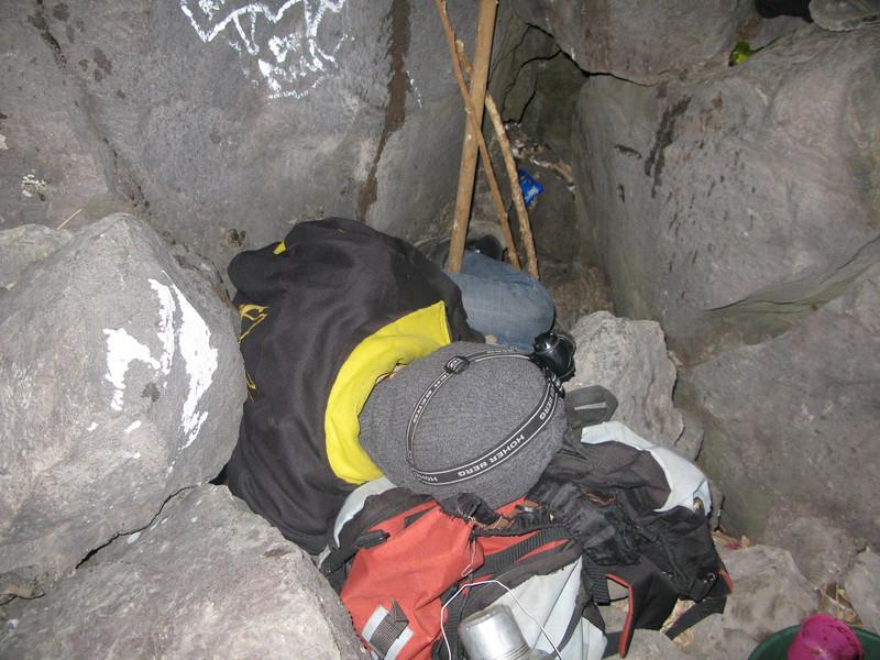 Guide on gunung agung - not so awake