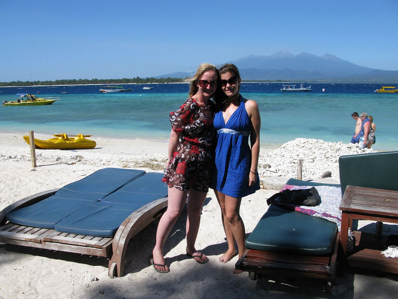 Turtle Sanctuary on Gili Meno also in our itinerary