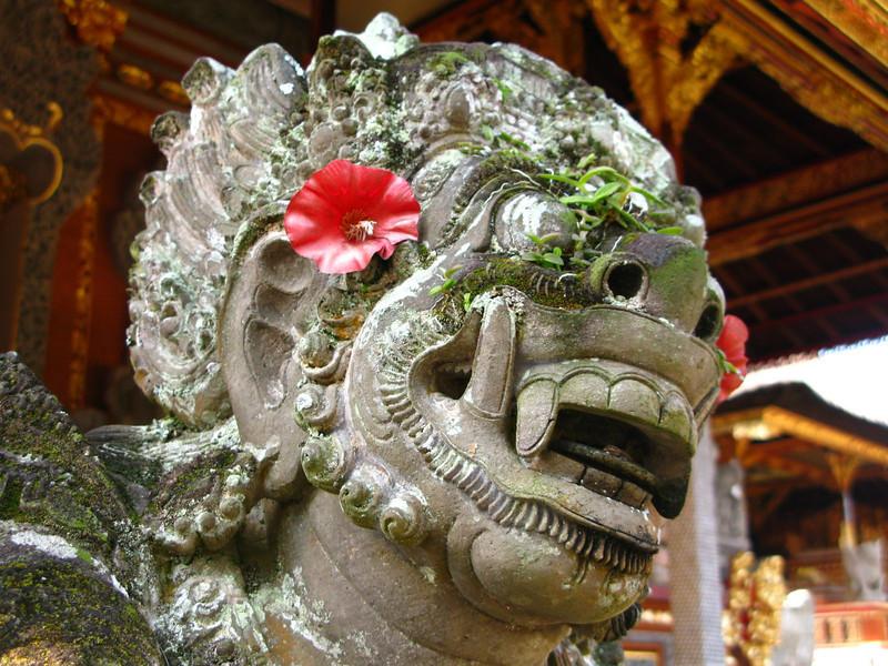 Gargoyle in Bali