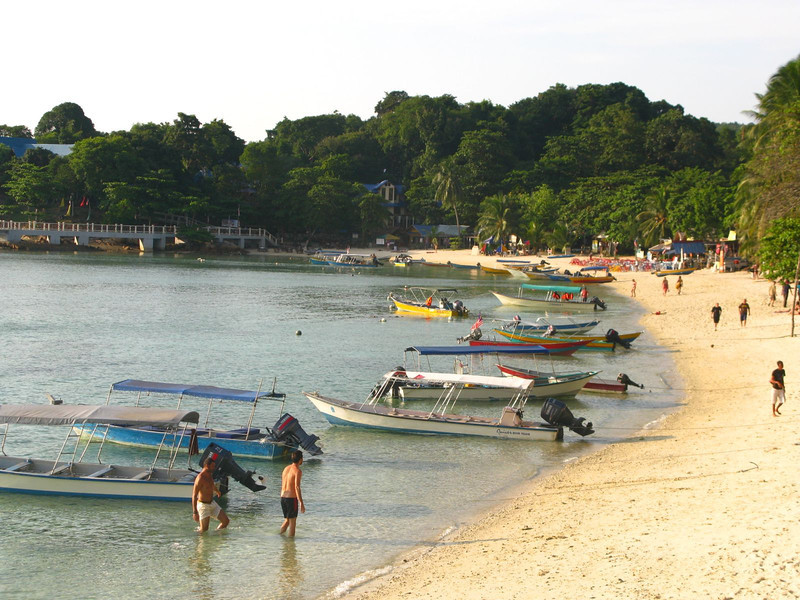 travel to the perhentian islands from kuala lumpur