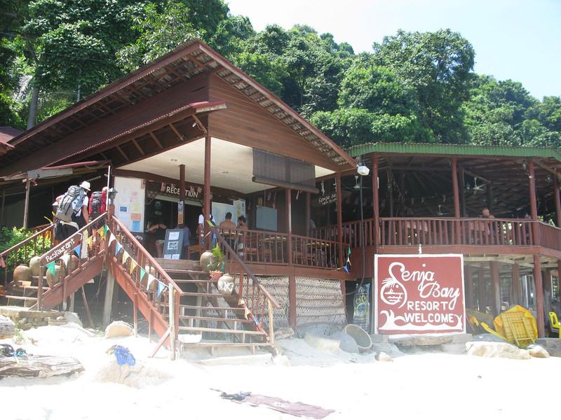 Senja bay perhentian islands