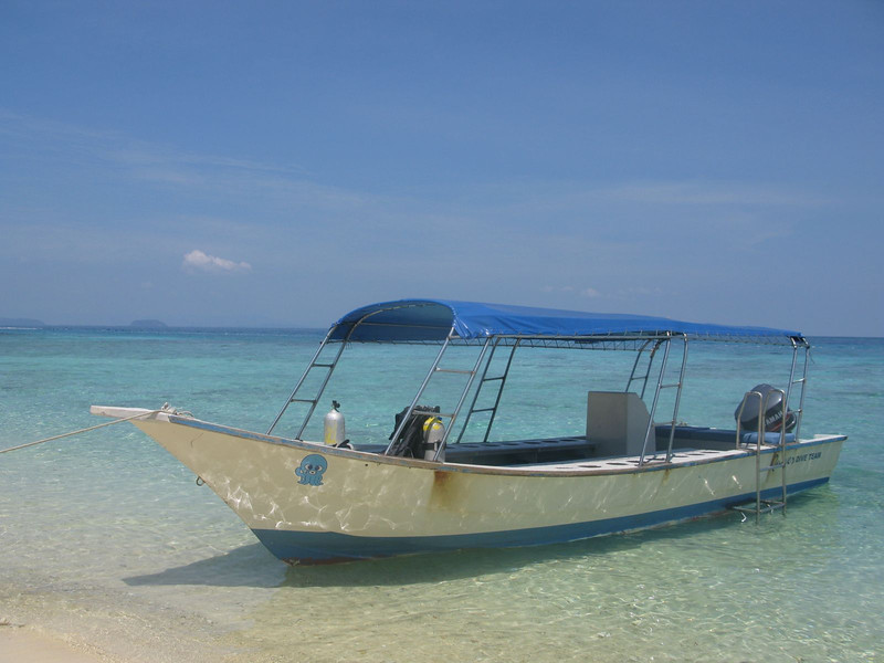 Perhentian islands boat
