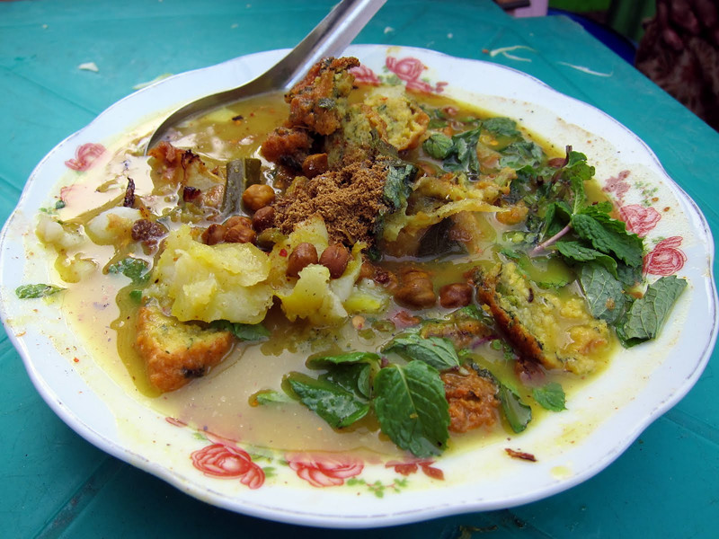 soup in myanmar