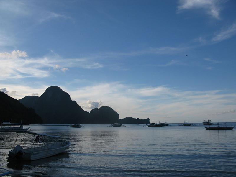 Bacuit bay in Palawan's El Nido