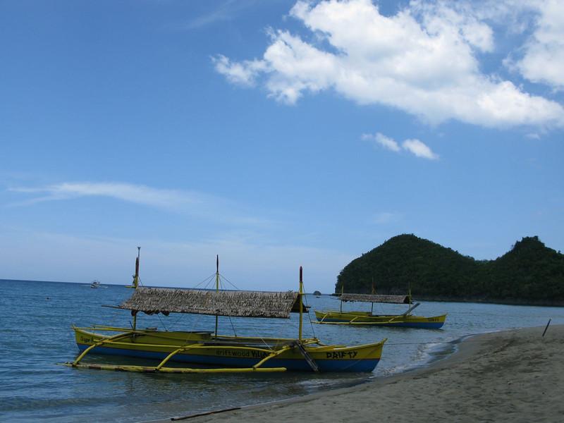 sugar beach, sipalay philippines