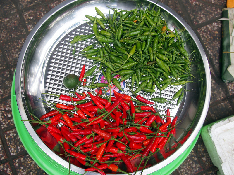 History of chili peppers: from New World to Old World and Back Again