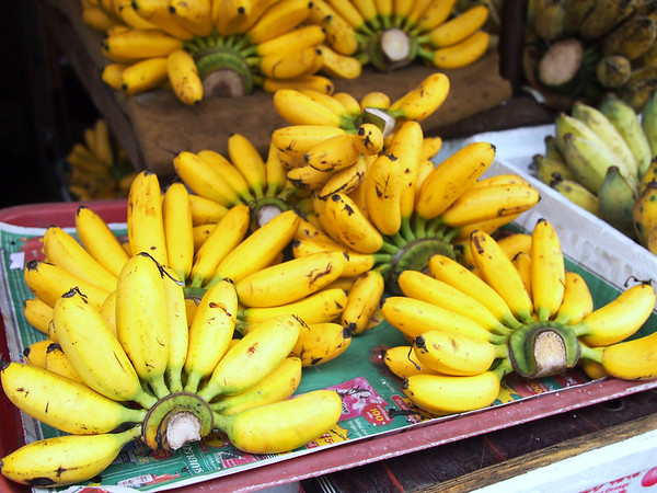 bananas in saigon