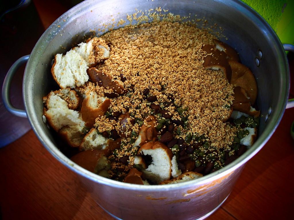 oaxaca mole not gluten free