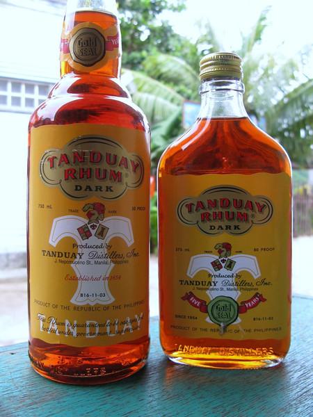 Tanduay Rum